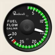 Fuel Flow Baron