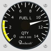 FUEL beechcraft